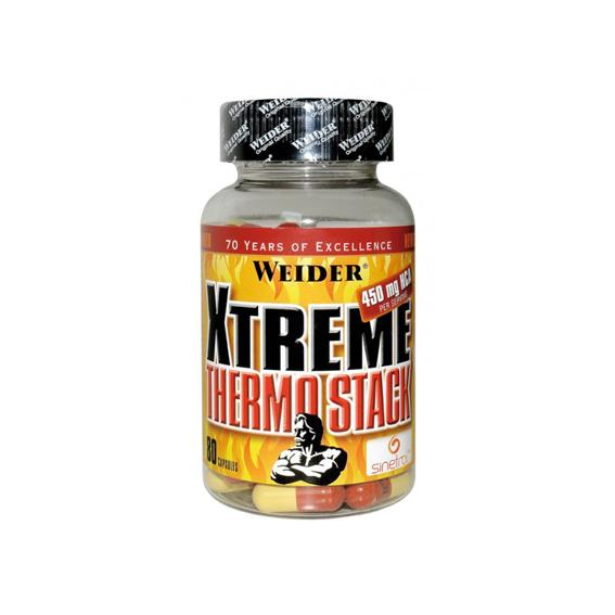 WEIDER Xtreme Thermo Stack, 80tbl