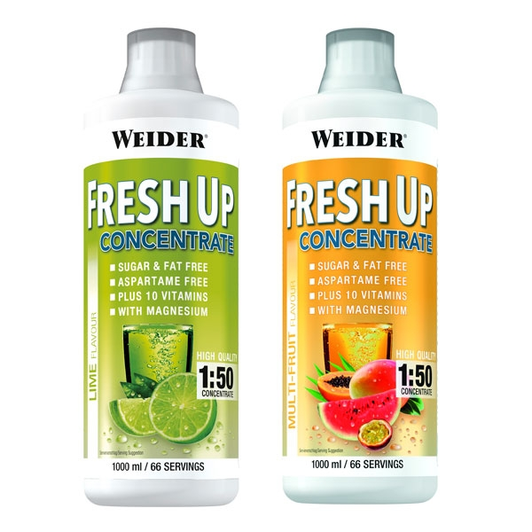 Weider Fresh Up clasic 1000ml
