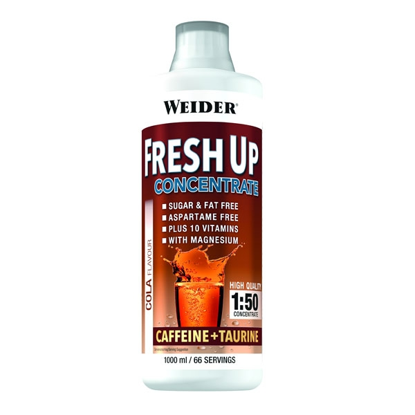 Weider Fresh Up  Power Energy 1000ml