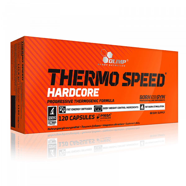 Olimp Thermo Speed Hardcore 120 tabliet