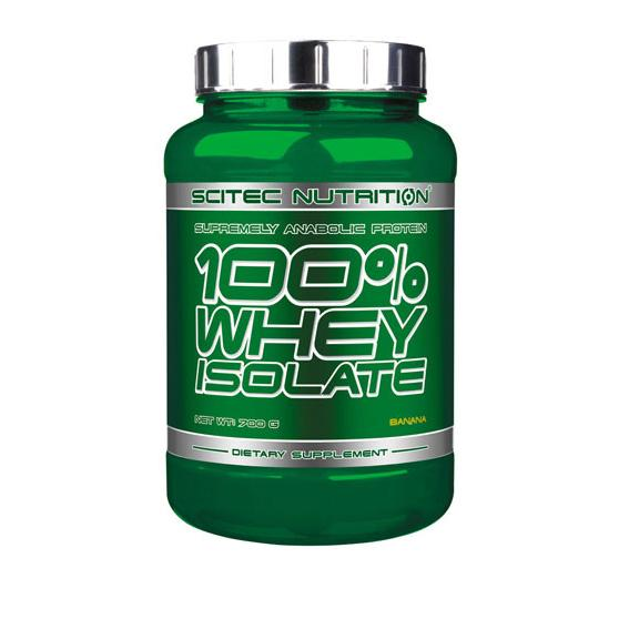 SCITEC 100% Whey Isolate, 2000g
