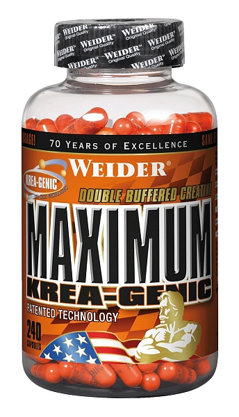 WEIDER Maximum KREA-GENIC, 240tbl