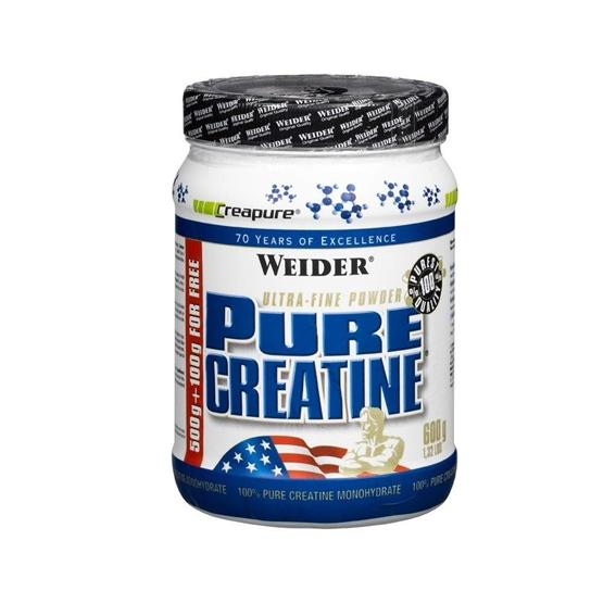 WEIDER Pure Creatine, 600g