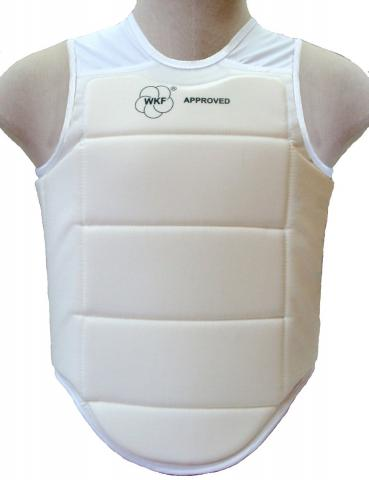 Body protector WKF NEW