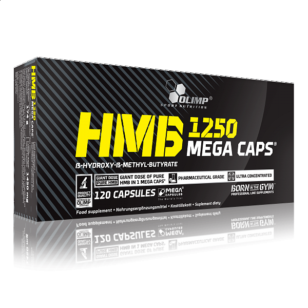 Olimp HMB Mega 1250 120 tabliet